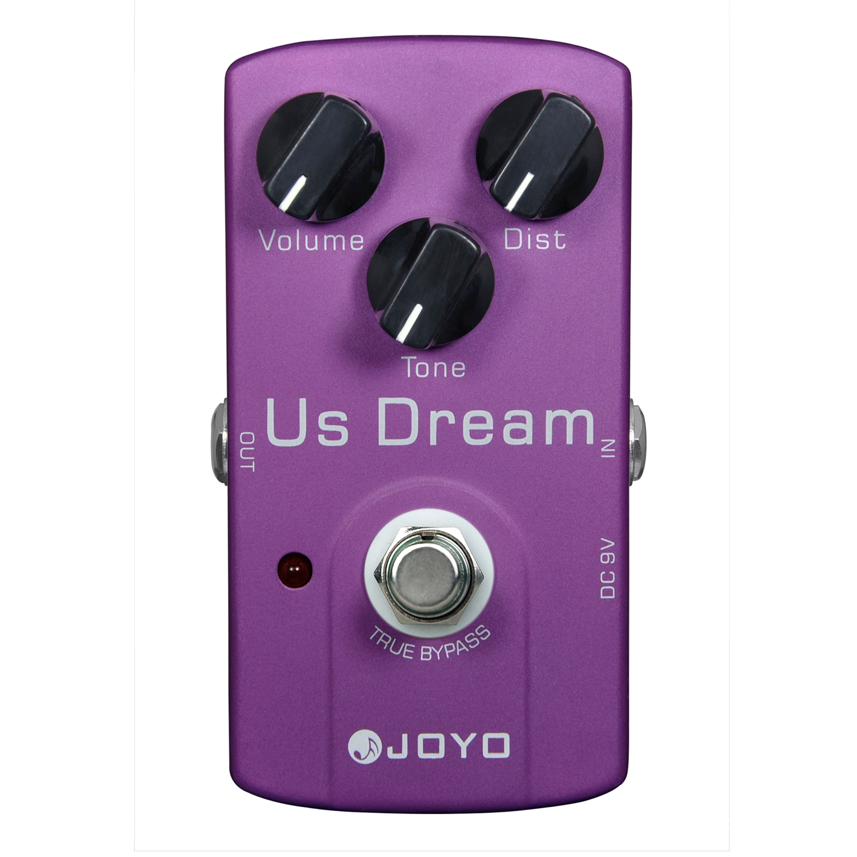 JOYO JF-34 US Dream Electric Guitar Effect Pedal True Bypass JF 34<br><br>Aliexpress