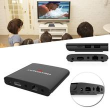 D32 RK3229 OTT TV Box Android 5.1 Quad Core Streaming Media Player RAM 1GB DDR3+ROM 8GB eMMC Flash jan25(China)