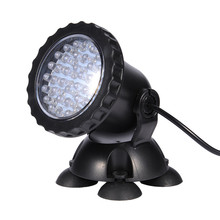 Led Aquarium Multicolored light Fish Tank RGB Submersible Spotlights Garden Pond Pool Underwater Bulb lamp Lighting EU US UKPlug