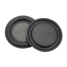 2pcs 2.6inch 67mm strengthen Passive bass Speaker membrane vibration plate vibrating diaphragm