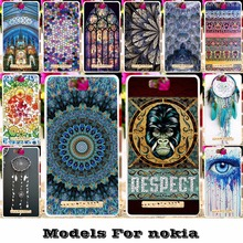 Soft TPU&Hard Mobile Phone Case For Nokia Lumia 640 N640/640XL N640XL/630 N630/650 N650/720 N720/830 N830/925 N925 cover shell