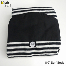 Hot Sale Surf  Sock Stretch Terry Cover 6ft-10ft Quick-dry of Surfboard Sock Knit Good-Quality surf sock Free Shipping