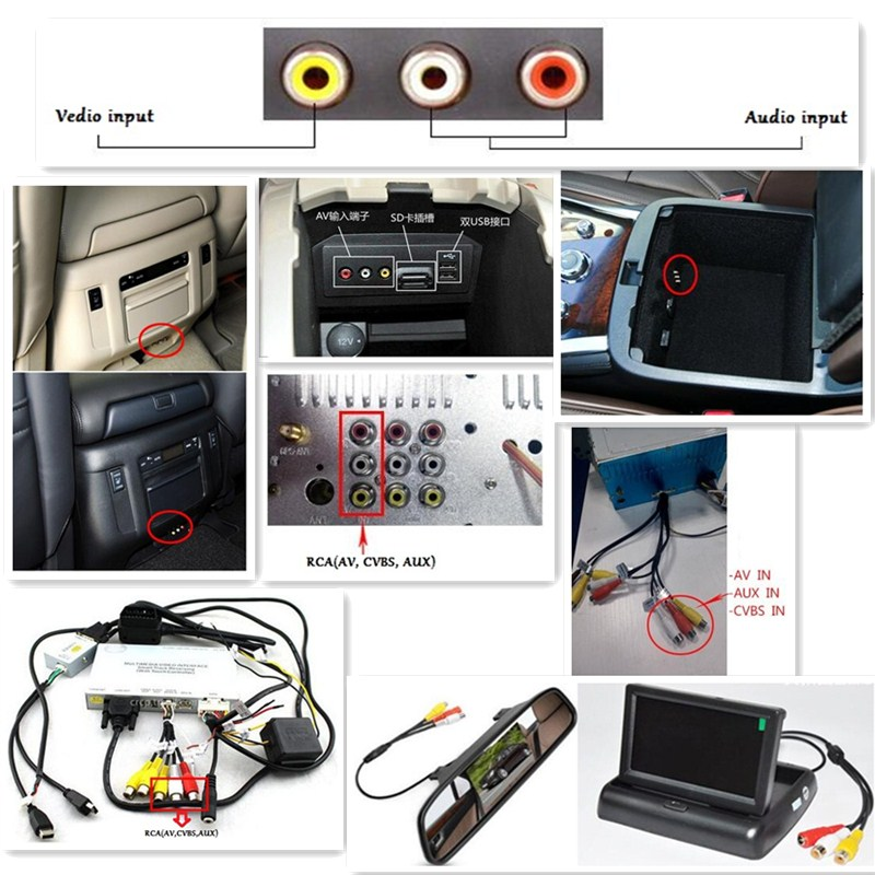 New product Car wireless mirrorling display box useful built-in navigation and YouTube Video,wireless HDMI signal transmission (17)