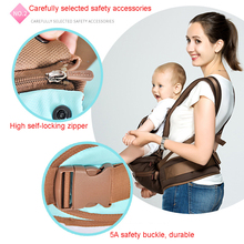 Backpack infant carrier Ergonomic baby carrier backpack for children heaps kangaroo baby hipseat sling wrap carrier for Newborn