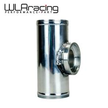 "WLRING- 2.5"" inch 63mm SSQV SQV Blow Off Valve Adapter BOV Turbo Intercooler Stainless Steel Pipe BOV turbo pipe WLR-PBV25S"