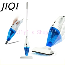 Ultra Quiet Mini Home use Rod Vacuum Cleaner Portable Dust Collector catcher putter hand held vacuum sweeper household Aspirator(China)