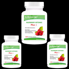Raspberry Ketones Plus+ Advanced Antioxidant Blend with Green Tea for Weight Loss, 360 count