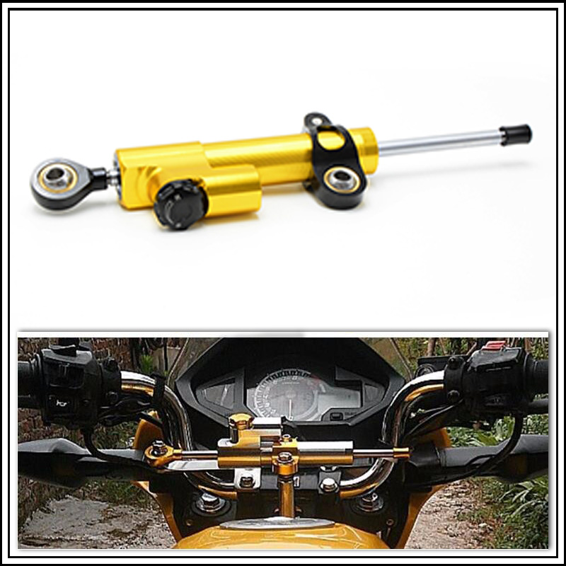 for CNC Damper Steering StabilizerLinear Reversed Safety Control Over for ktm duke 200 accessories m109r handguards for motorcyc<br><br>Aliexpress