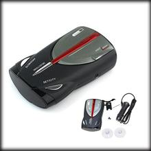 by DHL or EMS  20 pieces Cobra XRS 9880 Full Band High Performance Radar detector Car Laser Detector russian English radar