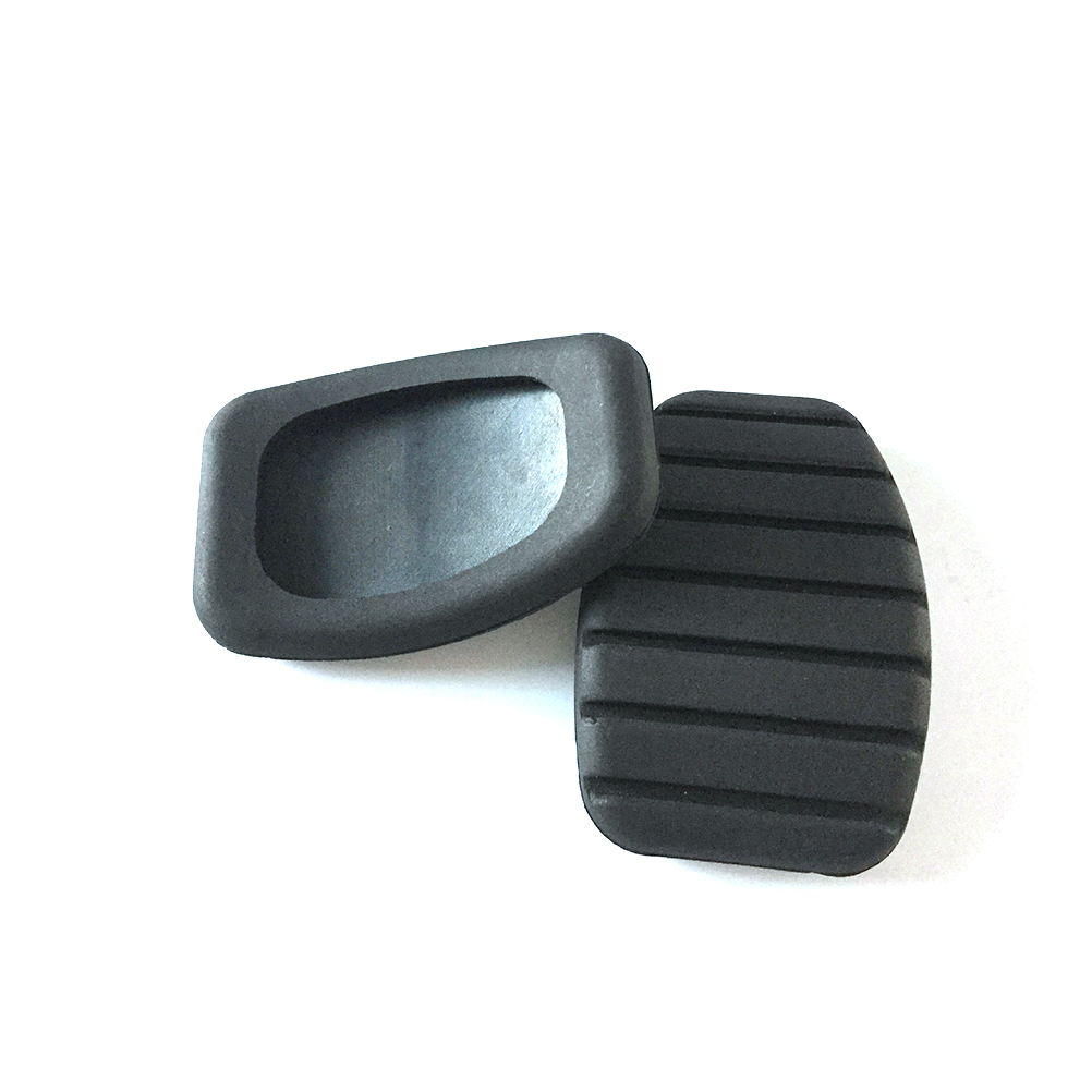 Brake Pedal Rubber Cover for Renault Megane Laguna Clio Scenic Brake Pedal Rubber Pad Cover Clutch Brake Pedal Rubber