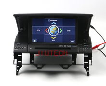 Car Auto Stereo GPS Navigation System  Multimedia for Mazda 6 ( 2002-2008) mazda6 DVD player with GPS navigation system GPS