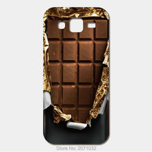 For Samsung Galaxy J5 J7 J1 J2 A9 A8 A7 A5 A3 E5 E7 S5 S6 S7 Edge Plus Grand Prime G530H G313H Cover chocolate mobile phone bag