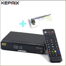freesat v8 golden receptor de satelite dvb-s2+c+t2 youtube powervu iptv satellite receiver freesat v8 pro(China)