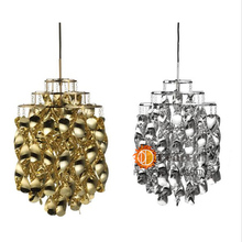 Modern Style Acryl Electroplating Pendant Lamp  Silver/glod Color For Choice,Modern Pendant Light Series Item(DD-99???)