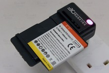 USB Output Universal Wall Battery Dock Charger For Alcatel One Touch Pop C3 C5 C7 C9 Fierce XL etc.