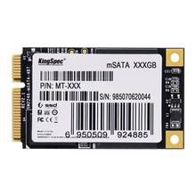 Kingspec Mini PCIE MSATA SATA III SSD 32GB Hard Drive For Samsung Signal PC For Intel Signal PC For Dell For HP For IBM Lenovo