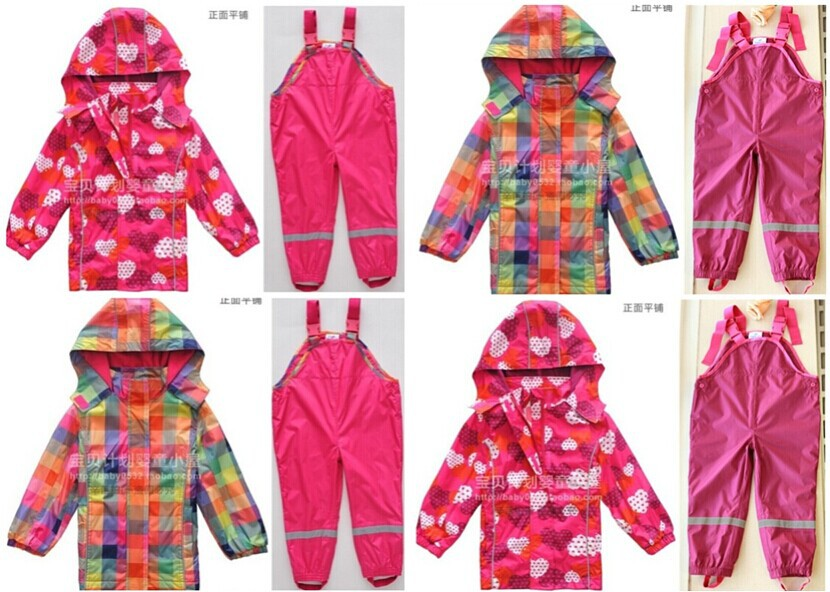 2018 Character Rushed Time-limited Children Weatherproof High-quality Childrens Clothing Suit And Ski Jacket Waterproof Suits <br>