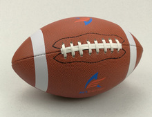 ActEarlier Brand Official Size 9 American Football Rugby Ball For Training Match Entertainment Toy