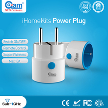 NEO COOLCAM iHome Kits NAS-WR01 Sensor Smart Home EU Power Plug Home Automation(China)