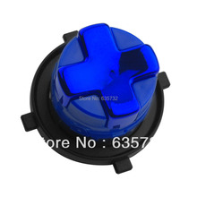 Chrome Blue Mono Transform D pad Button for XBox 360 New Version Wireless Controller(Hong Kong,China)