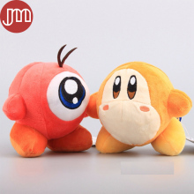 "New Super Mario Star Kirby Adventure Waddle Doo Waddle Dee Plush Doll 5.5"" Anime Juguetes Toys Collection Kids Gift"