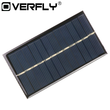 Mini 5v 6V 12V Solar Panel China Solar Power Panel System DIY Battery Cell Charger Module Portable Panneau Solaire Energy Board(China)