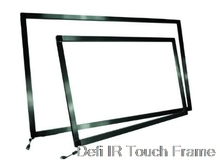 "DefiLabs 2 real fingers Points 42"" IR Touch screen Frame Panel Overlay -- Integration Kit ( without glass )(China)"