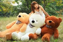 Brand New 5Colors Giant Teddy Bear Soft Adult Coat Plush Toys Wholesale Price  GIANT JUMBO HOT 200CM