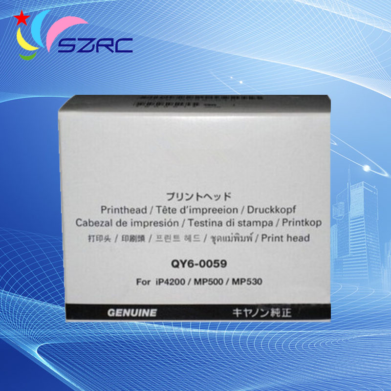 Original Print Head QY6-0059 Printhead Compatible For Canon IP4200 MP500 MP530 Printer Head<br>