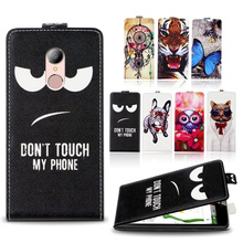 Buy New case HomTom HT37 pro Luxury Printed Cartoon 100% Special PU Leather Flip case for $4.99 in AliExpress store