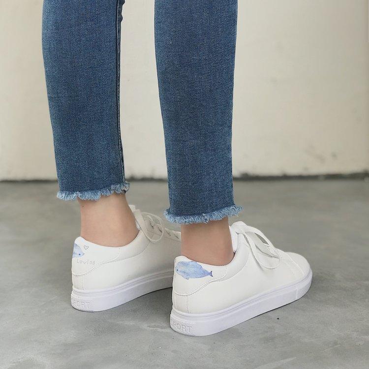 حذاء نساء لون ابيض 43