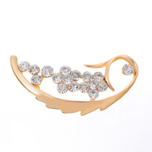 Min. order 9 usd (can mix) Fashion Vintage Brooch Crystal Rhinestone Cheap Brooch Pins