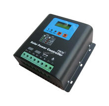 60V30A/60V50A Solar Charge Controller 2 Circuits Solar Input Solar Panel Regulator for Electric vehicle battery