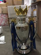45 cm english fa Premiership trophy , premier league trophy replica Cup Barclay trophies and awards