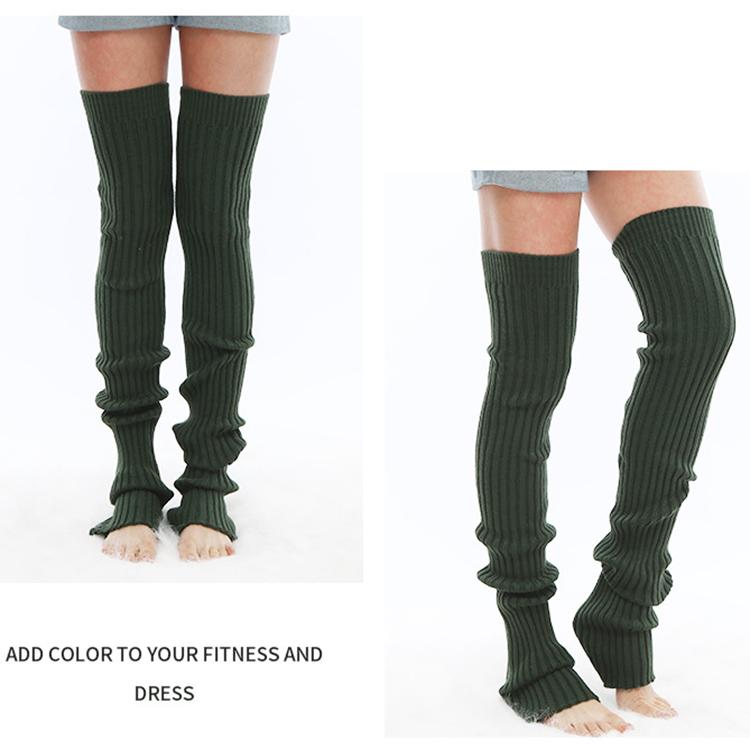 High Leg Warmer for Women (2)