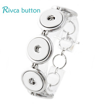 Buy P00769 Snap Button Bracelet&Bangles Newest Design Snap Button Zinc Alloy Charm Bangles 18mm Rivca Snap Button Jewelry for $2.49 in AliExpress store