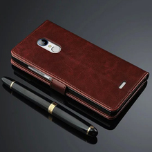 "Fashion Luxury PU Flip stand Leather Case For ZTE V5 3 Mighty 3 N939ST 5.5"" & V5 Pro Protective Cover Mobile Phone Bag(China)"