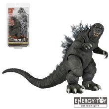 "NEW Cartoon 2001 Godzilla 7"" PVC Action Figure doll Collectible Model Toy gift"