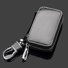 Genuine leather Car Key Case For Chevrolet Cruze Buick Excelle MG 995 Cadillac Escalade Jeep Wrangler Grand Cherokee Lexus Rx300