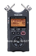 Original Tascam dr-40 handheld digital voice recorder professional recording pen