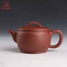 Authentic Yixing Clay Teapot Handmade Zisha Tea Pot Chinese Tea Ceremony Gift Box Safe Packaging(China)