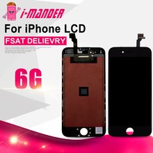 oem For iPhone 6 LCD Cheap Wholesale Price Screen Replacement LCD Touch Screen Digitizer Assembly Grade AAA+++ High Quality