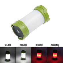 Ultra Bright 30 LED Camping Lantern Flashlight Hanging Tent Lamp Light Outdoor Portable Camping Lighting With Magnet And Hook