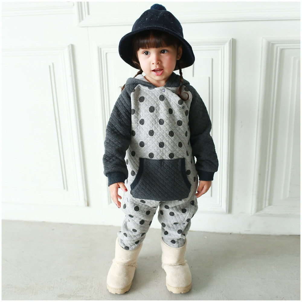 Fashion Autumn Winter Baby Clothes Newborn Baby Romper Cartoon Dots Cotton Baby Boy Girl Clothes Ropa Bebes Warm Baby Clothing<br><br>Aliexpress