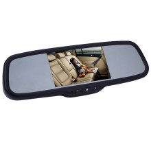 Hot Sale XM - 55RV 5 Inch Universal Car Rear-view Monitor 800 x 480 Digital Screen Monitor With Gift