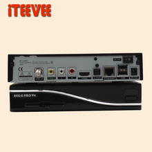10pcs New Solo Pro V4 TV Box Vu Solo Pro V4 Satellite Receiver Linux OS BCM7362 751Mhz CPU S2(China)