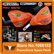 Probend CYCRA Motorcycle Motorcross Dirt Bike  Handguards Hand Guard Fit KXF KLX 250 450SX SXF EXC XC EXCF 125 250 300 450 525