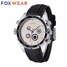 FOXWEAR F36 Smart Watch Pedometer Bluetooth Call Message Reminder Sleep Monitor Sport Wrist Watch Phone For Android iOS AS Gift(China)