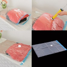 3 Size Large Space Saver Saving Storage Bag Vacuum Seal Compressed Organizer Popular New(China)