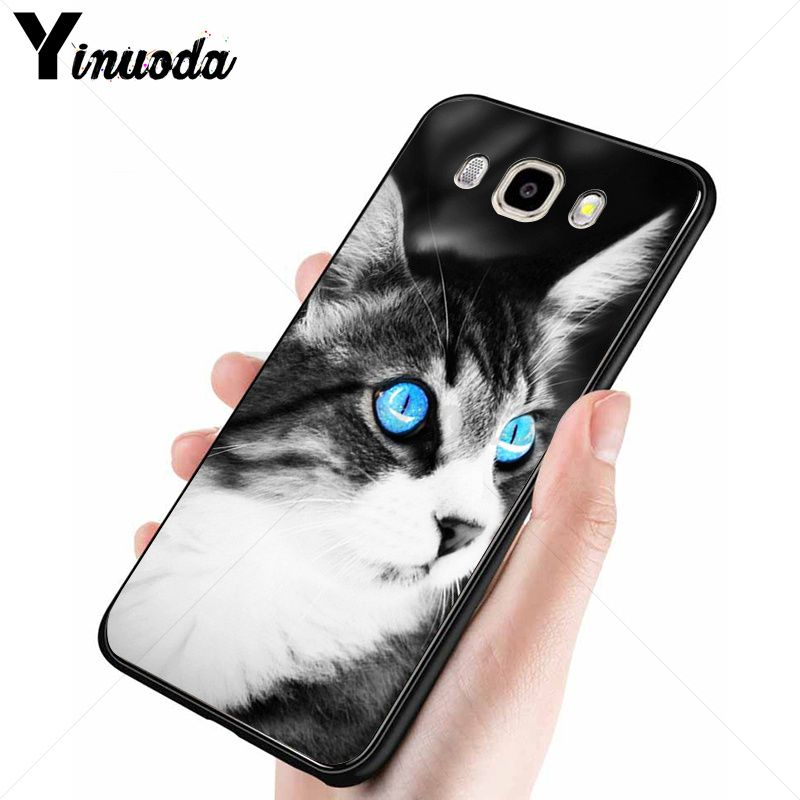 Black Cat Staring Eye